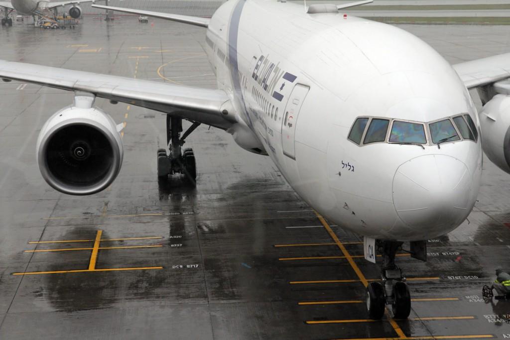 Izraelský Boeing 777