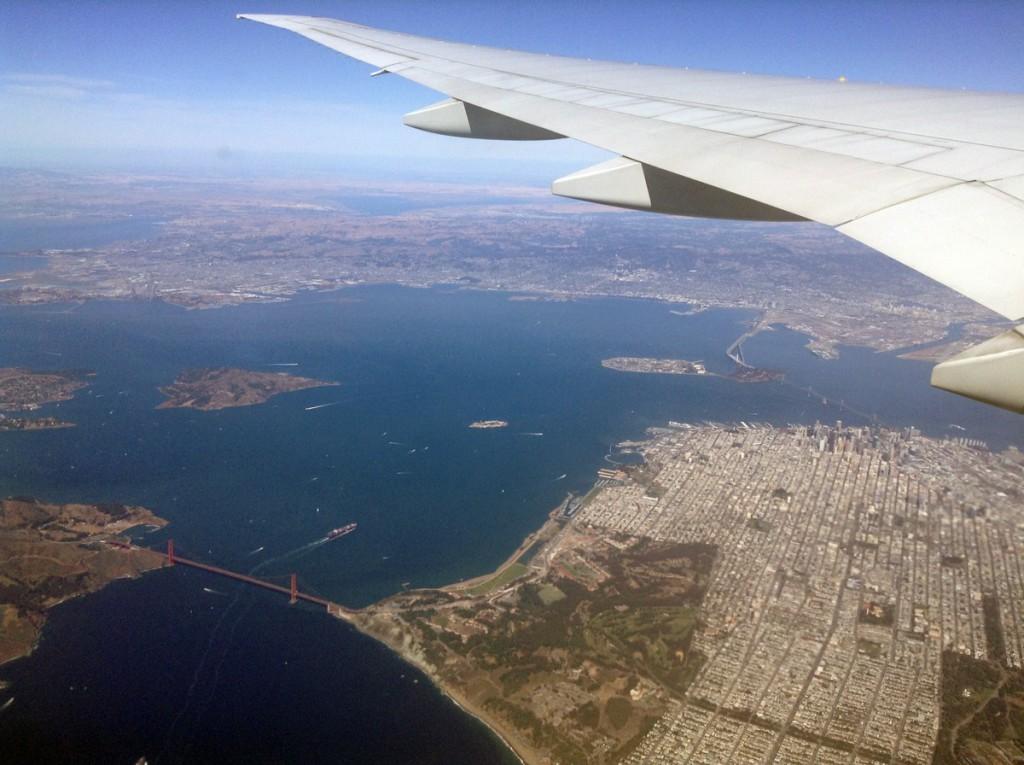 Nad San Franciscem